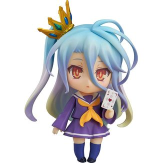 Nendoroid No Game No Life Shiro