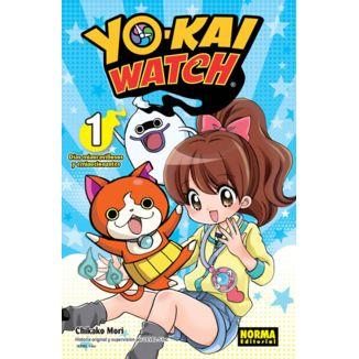 Yo-Kai Watch Días Miauravillosos y Emiaucionantes #01