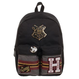 Mochila Patches Hogwarts Harry Potter