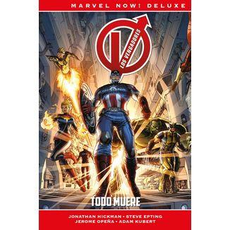 Marvel Now! Deluxe. Los Vengadores de Jonathan Hickman 1