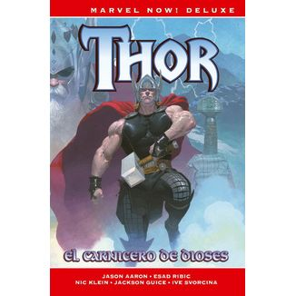 Marvel Now! Deluxe. Thor de Jason Aaron 1