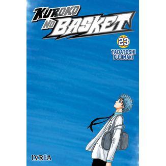 Manga Kuroko no Basket  - tomo 23