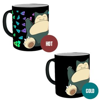 Snorlax Heat Change Mug Pokémon