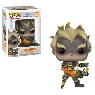 Figura Overwatch Junkrat POP!
