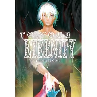 To your Eternity #08 Manga Oficial Milky Way Ediciones