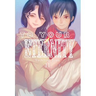 To your Eternity #11 (Spanish) Manga Oficial Milky Way Ediciones