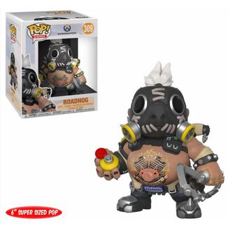 Figura Overwatch Roadhog Funko POP!