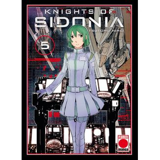 5# Knights of Sidonia
