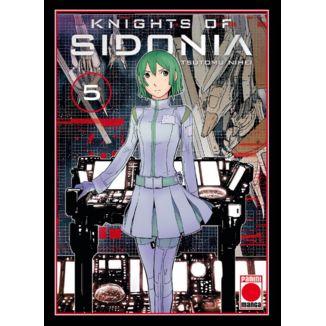 Knights of Sidonia #05