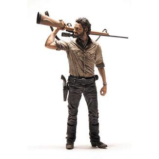 Figura Rick Grimes - The Walking Dead