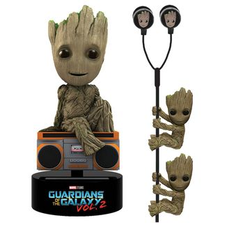 Pack Headphones Groot
