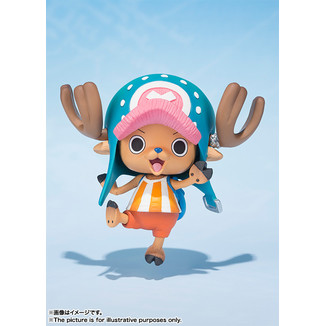 Figura One Piece Tony Tony Chopper Figuarts ZERO 5th Anniversary Edition