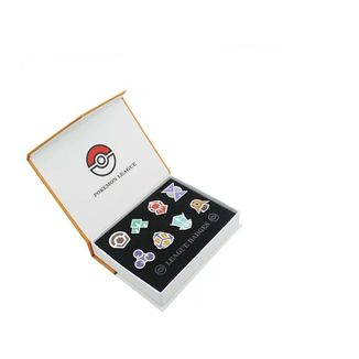 Pokemon Pins - Medals Gym Sinnoh Set