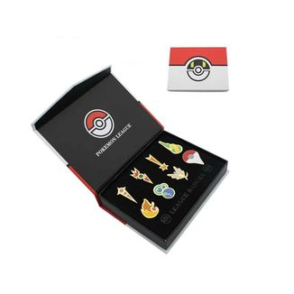 Pins Pokemon - Medallas Pokemon Go Set