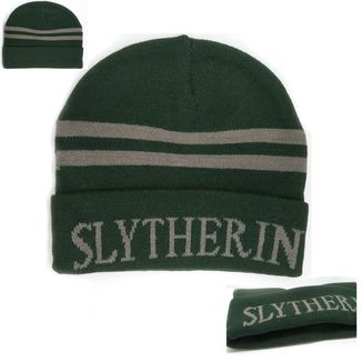 Gorro Harry Potter Slytherin