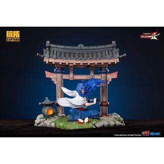 Ukyo Tachibana Limited Ver. Statue Samurai Shodown II