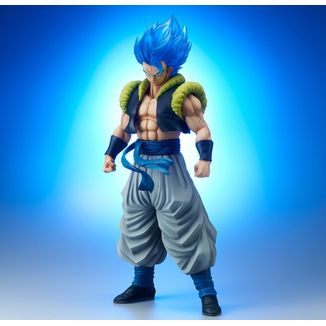 Gogeta SSGSS Gigantic Series Plex Figure Dragon Ball Super