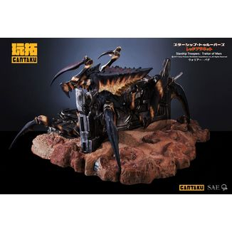 Warrior Bug Statue Starship Troopers Traitor of Mars