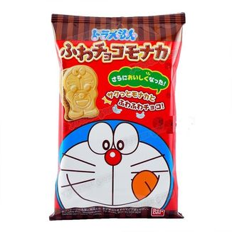 Galleta Choco Moca Doraemon