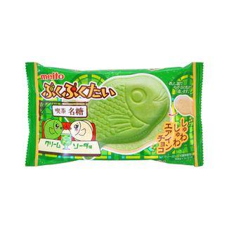 Taiyaki Cracker Cream Soda
