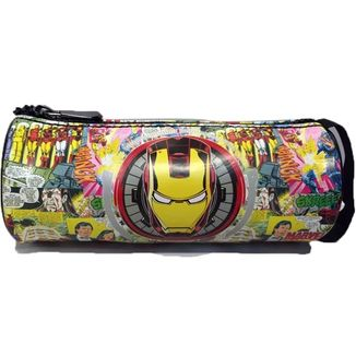 Estuche Marvel Iron Man Comic