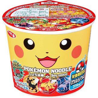 Sapporo Ichiban Pokémon Noodles Shoyu