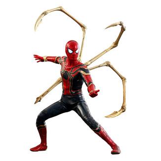 Figura Vengadores Infinity War Iron Spider Movie Masterpiece