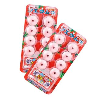Caramelos Coris Sabor Fresa 22 gr