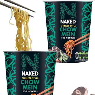 Ramen Noodles Chow Mein