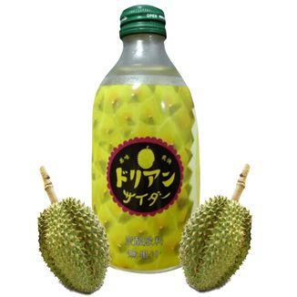 Refresco Tomomasu Durian 300 ml