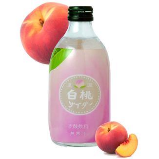 Refresco Tomomasu Melocoton 300 ml