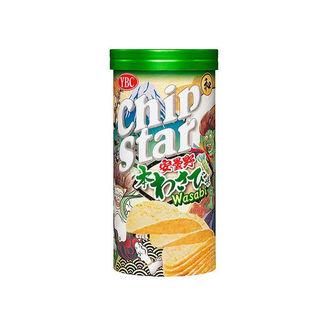 Snack de Patatas Sabor Wasabi YBC Chipstar