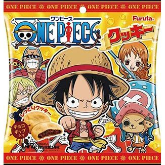 Galletas de chocolate One Piece