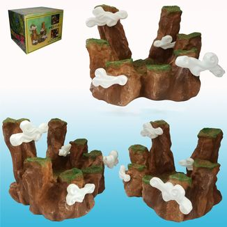Expositor Dragon Ball Diorama Set 4,5 cm