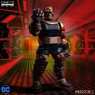 Figura DC Comics Darkseid con luz