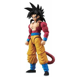 Model Kit Dragon Ball GT Son Goku Super Saiyan 4 Figure Rise Standard