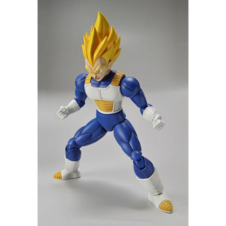 Model Kit Dragon Ball Z Vegeta Super Saiyan Figure Rise Standard