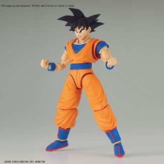 Model Kit Dragon Ball Z Son Goku Figure Rise Standard