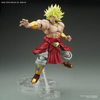 Model Kit Dragon Ball Z Broly Super Saiyan Figure Rise Standard