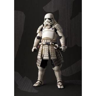 Figura Ashigaru First Order Stormtrooper Star Wars Meisho Movie Realization