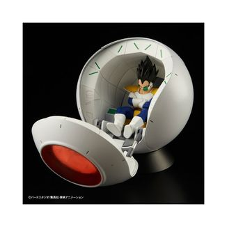 Model Kit Dragon Ball Z Saiyan Space POD Figure Rise Mechanics