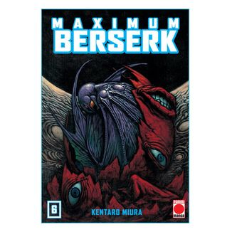 Maximum Berserk #06