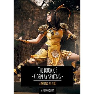 Kamui - The Book of Cosplay Sewing - Started from Zero