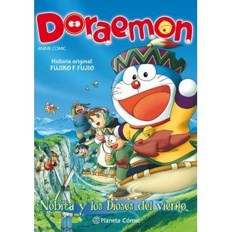 Doraemon: Nobita y los Dioses del Viento (spanish) Manga Oficial Planeta Comic