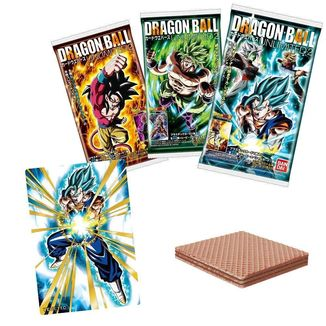 Dragon Ball Card Unlimited 2 Wafer