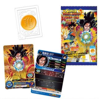 Gominola Super Dragon Ball Heroes Card Vol. 6