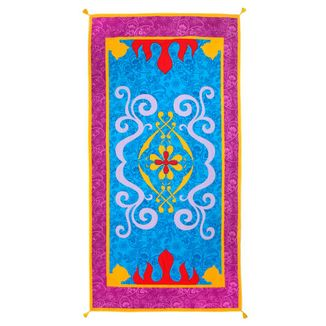 Aladdin Magic Carpet Towel Disney