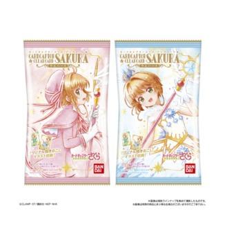 Card Captor Sakura Clear Arc Wafer