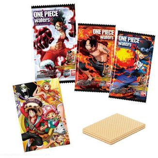 One Piece 20th Anniversary Wafer
