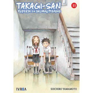 Takagi-san, Experta En Bromas Pesadas #11 Manga Oficial Ivrea